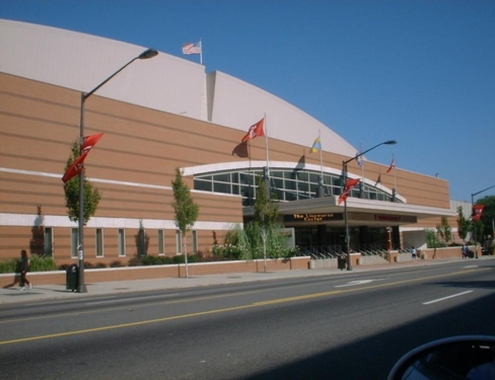 Liacouras Center- 10,200 Capacity Stadium