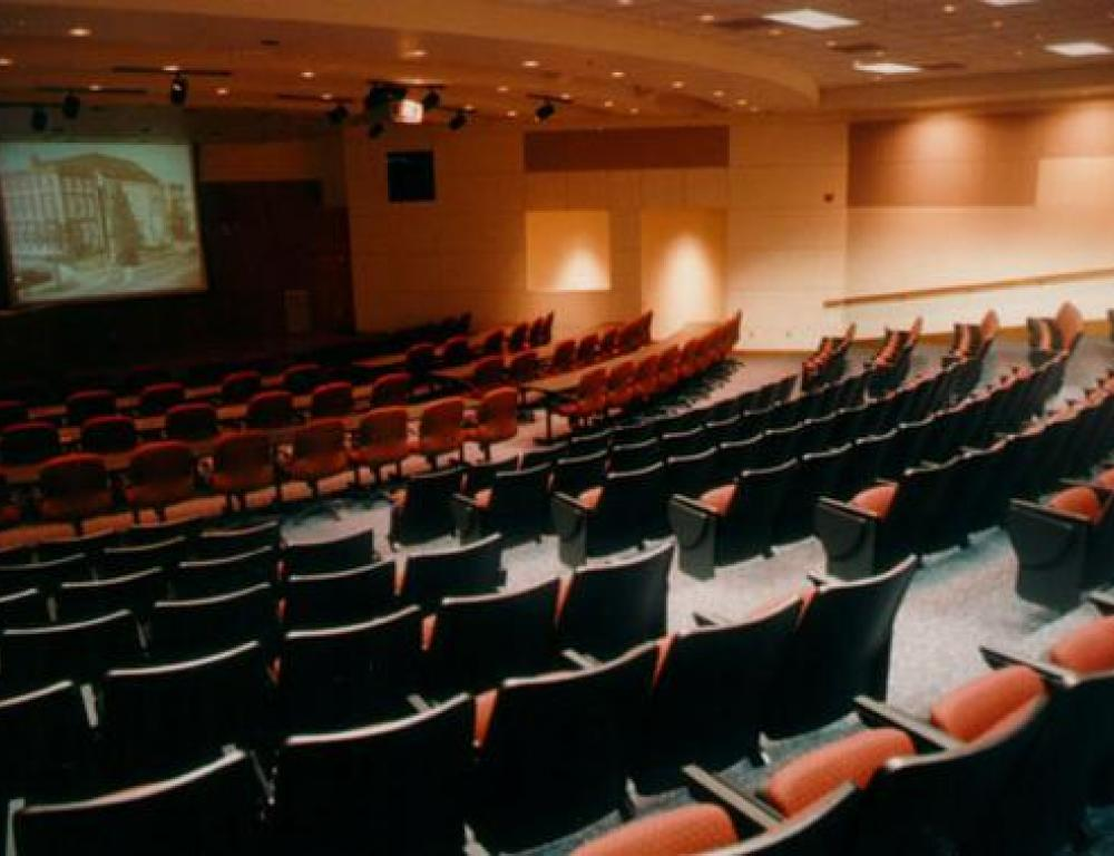 Nebraska Union Auditorium