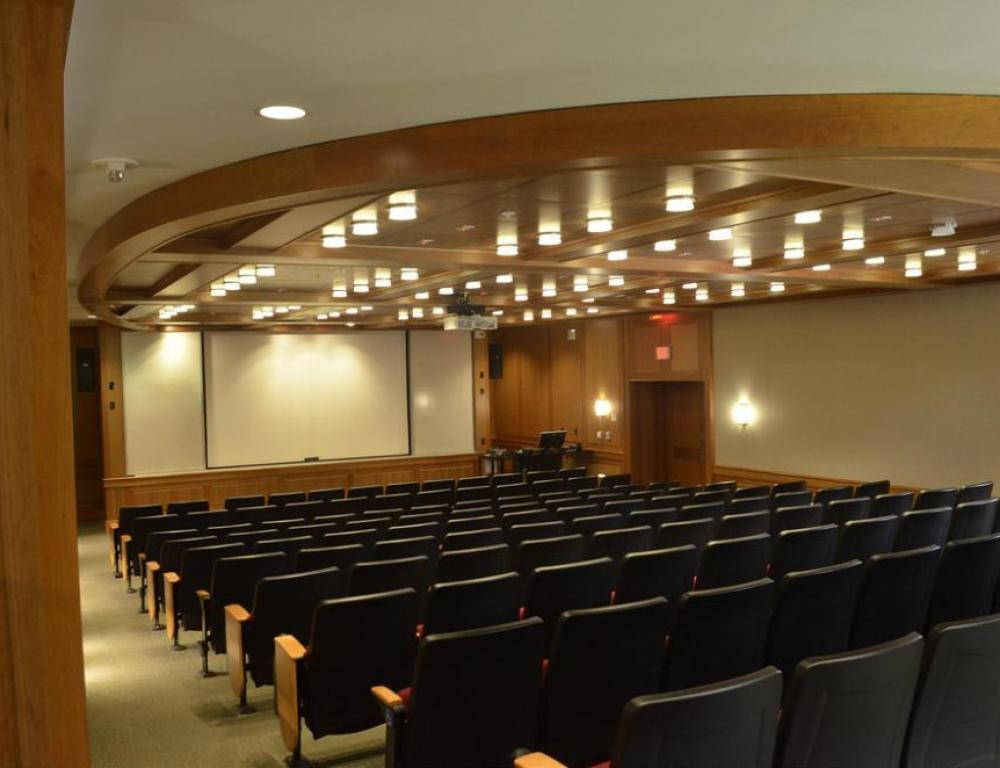 Academic Building Auditorium