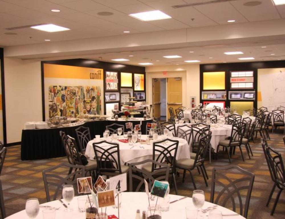 Cartoon Room - Banquet Meal or Meeting Room