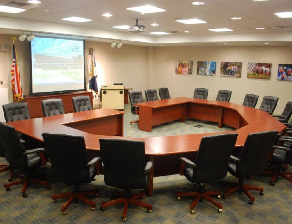 Professional Meeting Room with technology