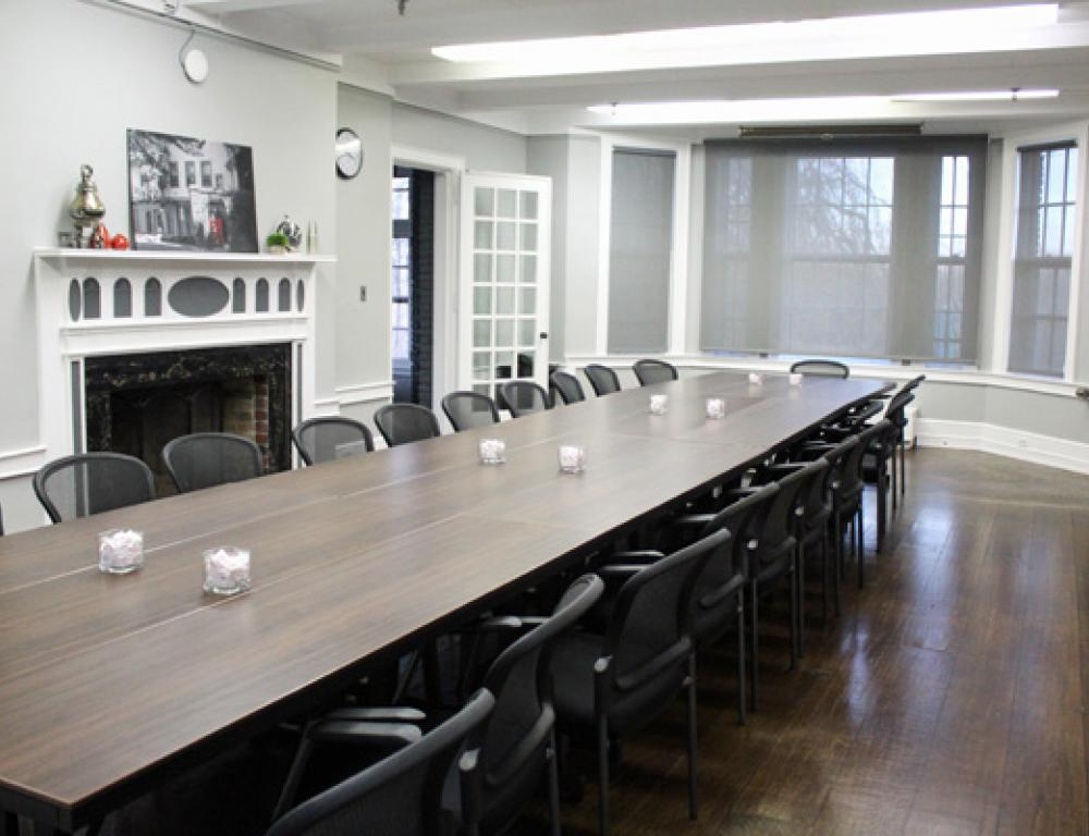 Rutgers University Inn Conference Space