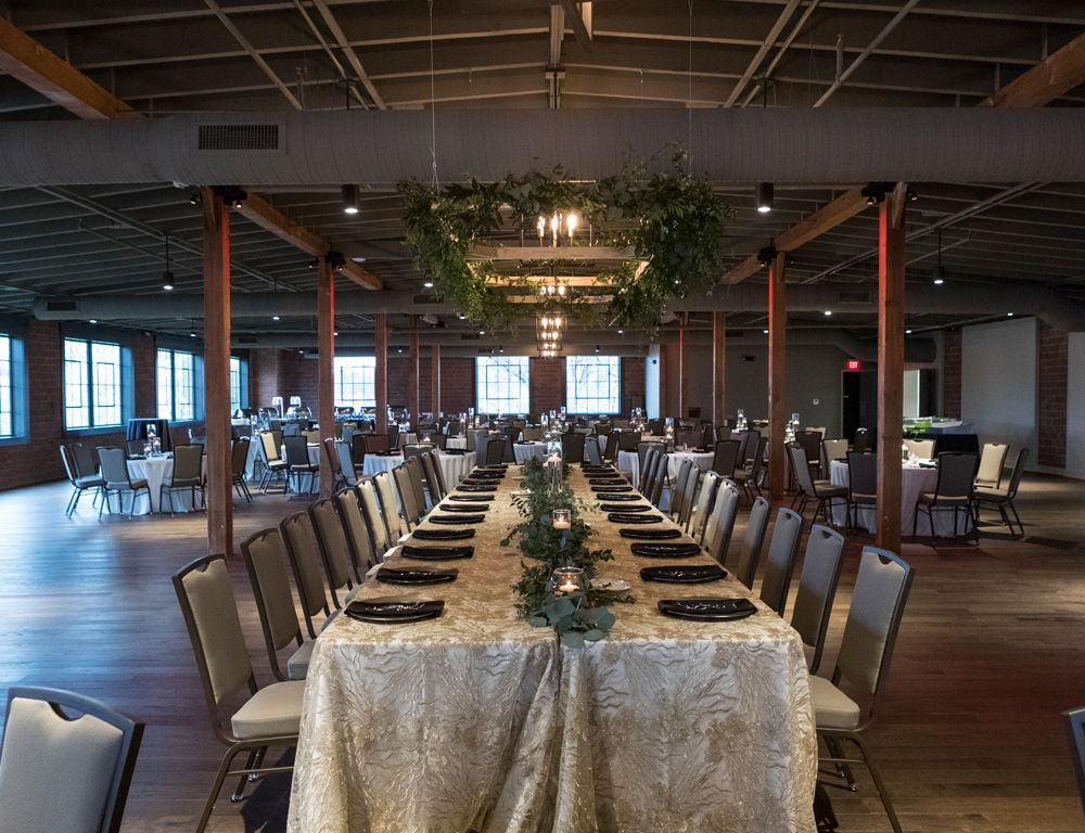 The Garment Factory Franklin Indiana Special Event Venue