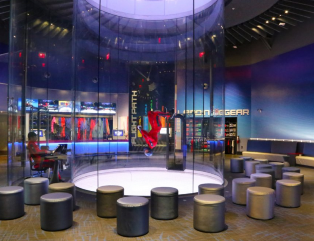 iFLY King of Prussia - come  experience the event of a lifetime!