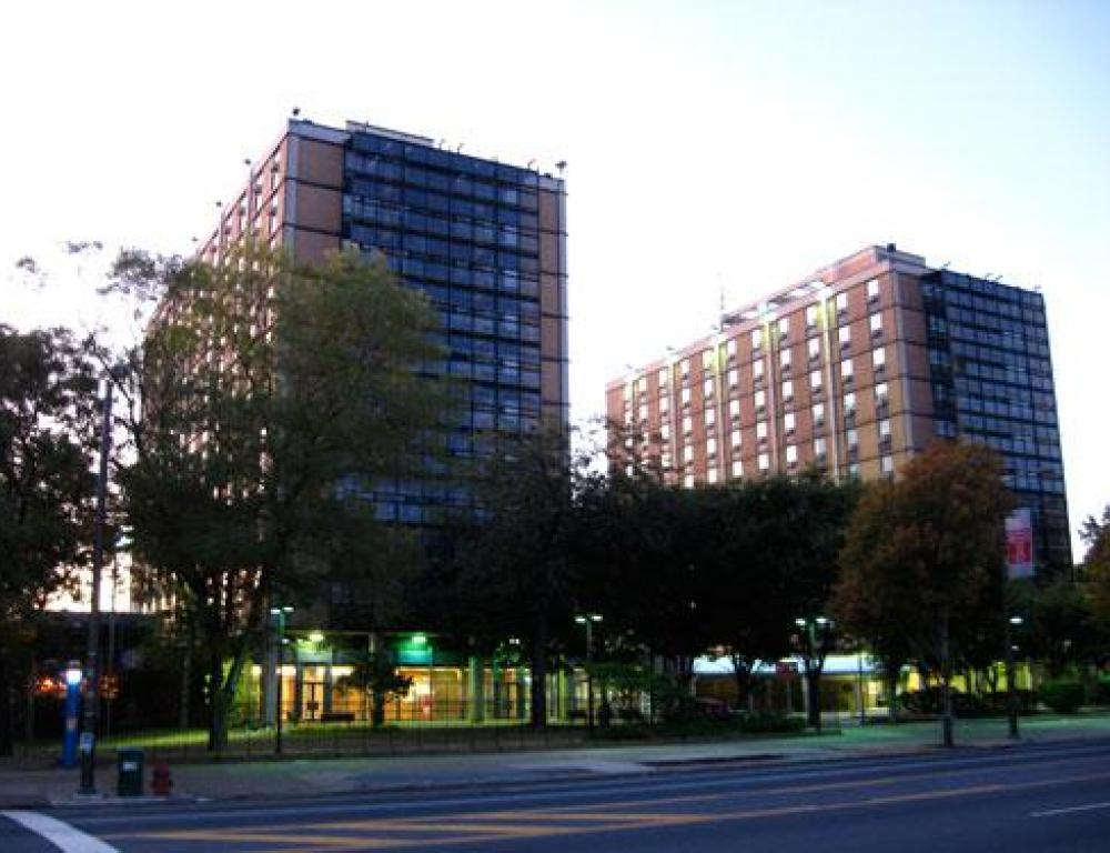 Johnson and Hardwick Residence Halls