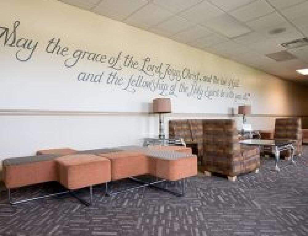 New Psalmist Retreat and Meeting Center Lounge