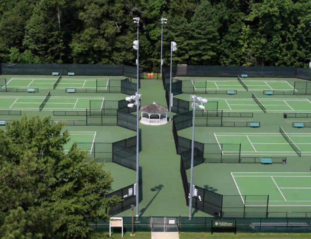 Millie West Tennis Courts