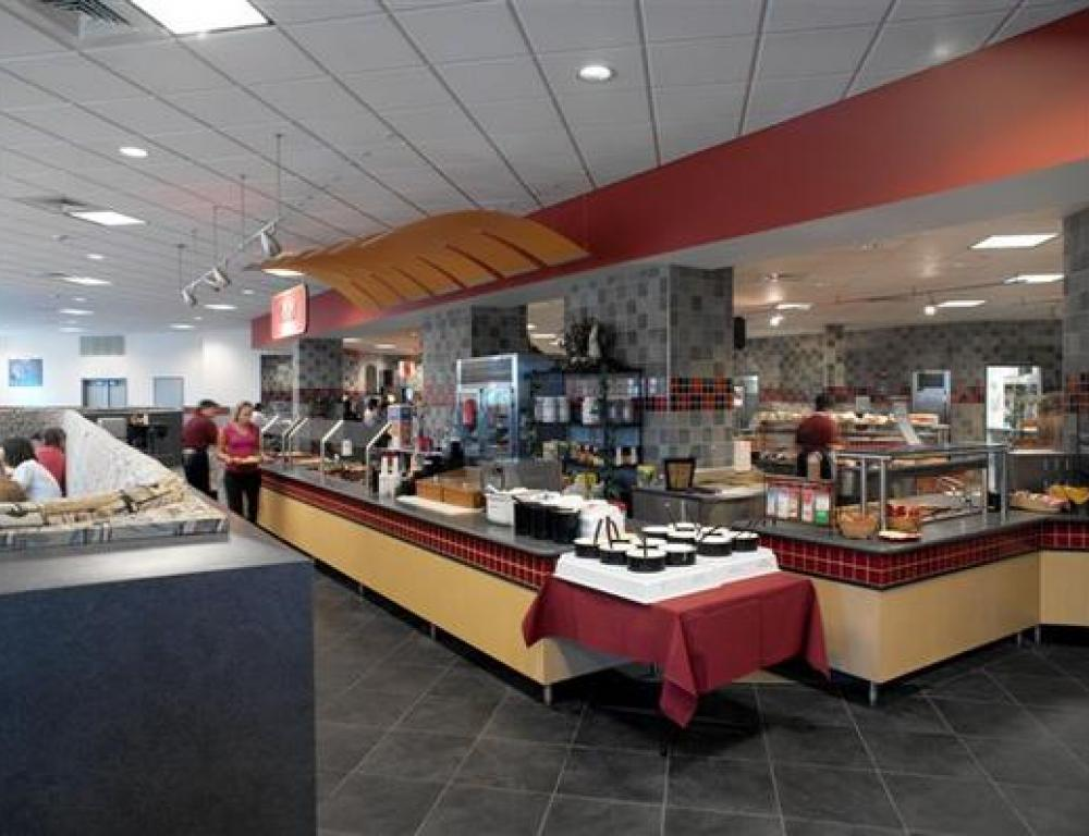 The Upper Deck Dining Hall @ Bolger Conference Center