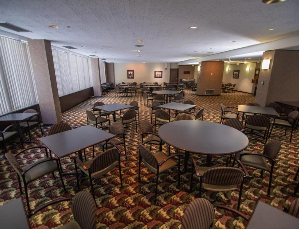 Student Center - Old Main Room