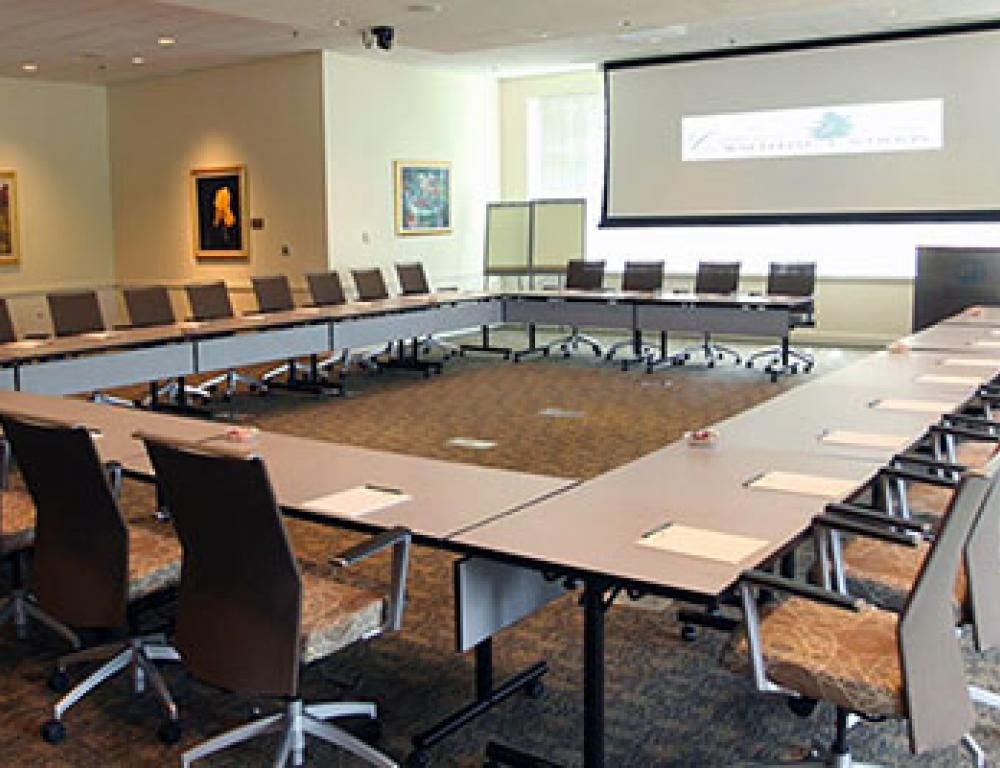 International Association of Conference Centers (IACC) Certified furnishings