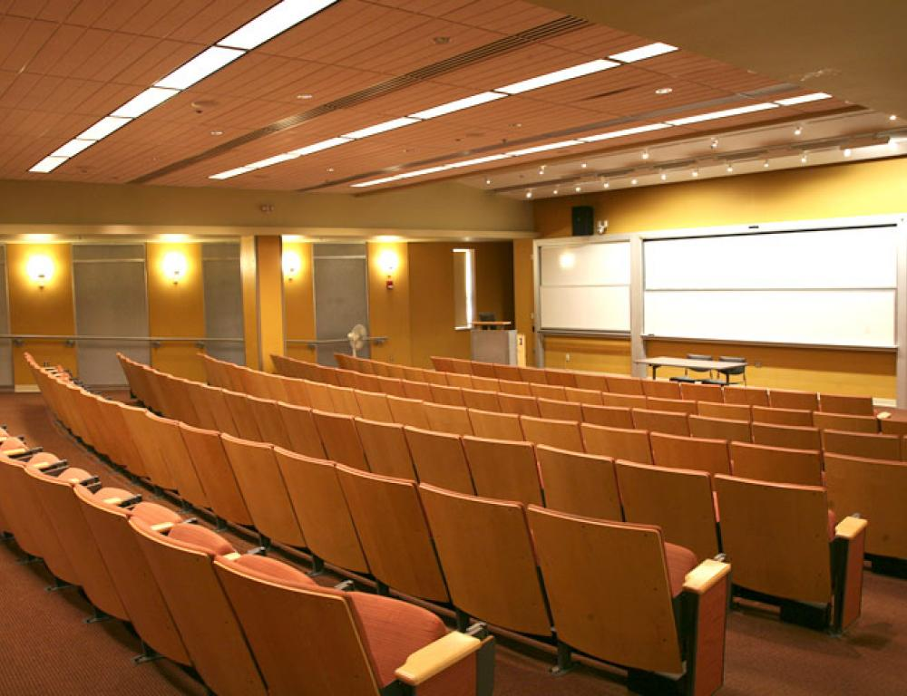 Center for Academic Success Lecture Hall