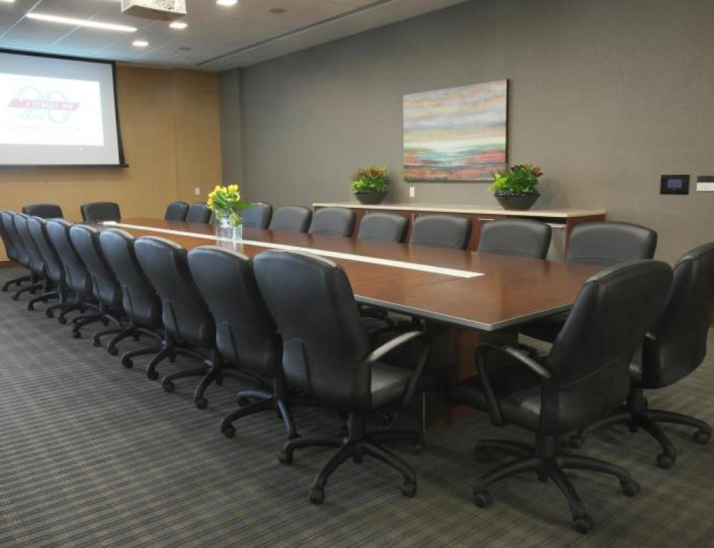 Boardroom for 24ppl