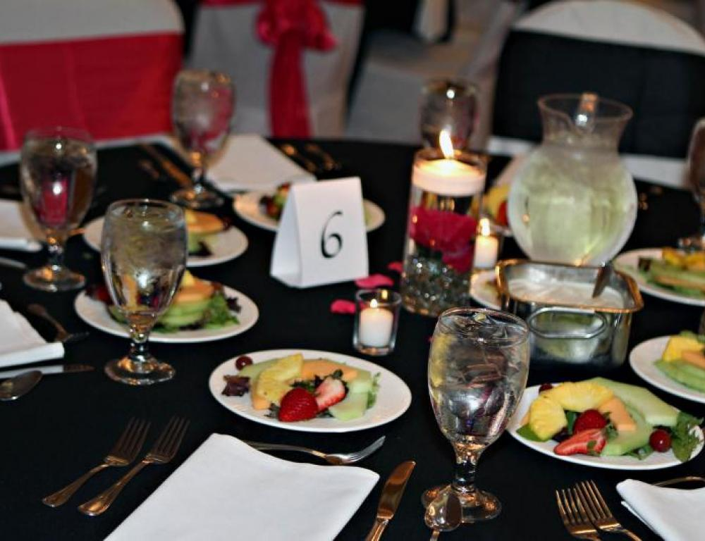 UCO offers full-service catering for your event