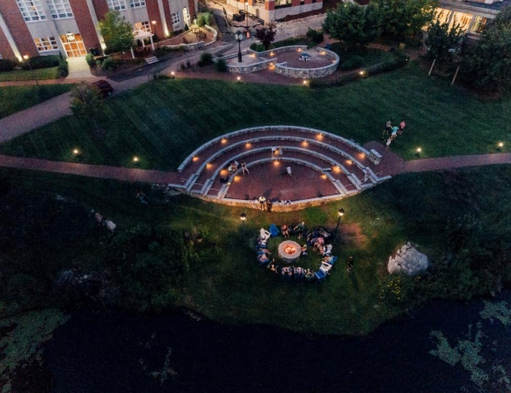 The Amphitheater & Firepit