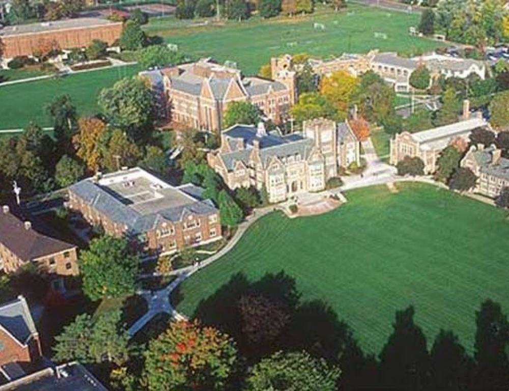 Our Majestically beautiful campus