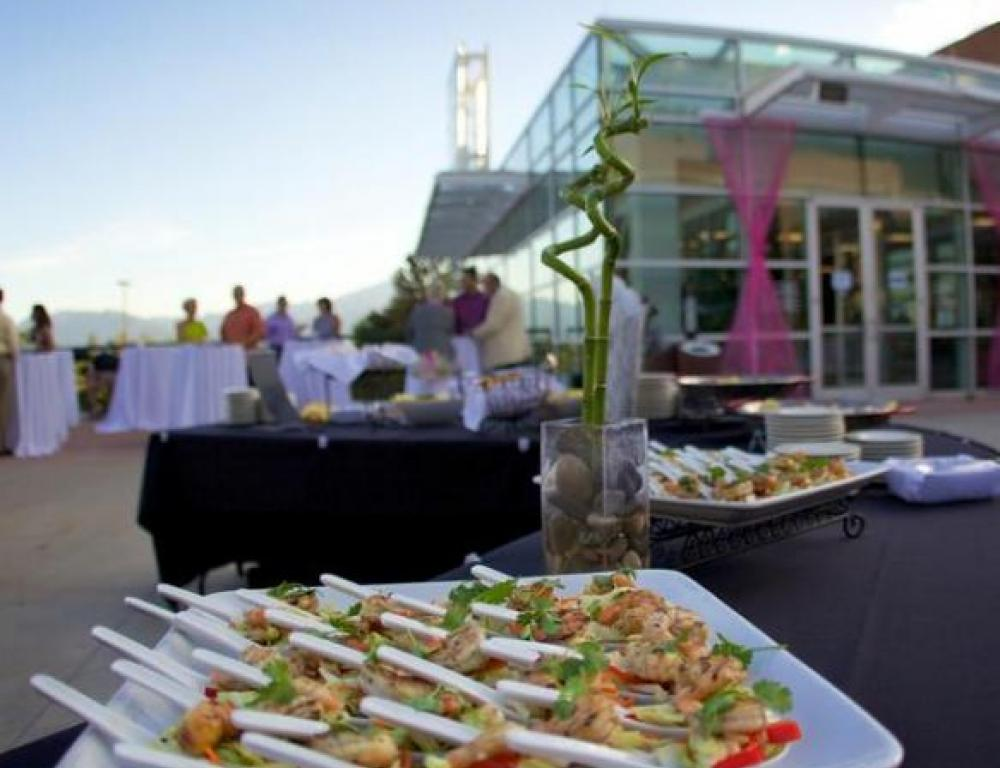 Dinining and Hospitality Services - Catered Food Stations