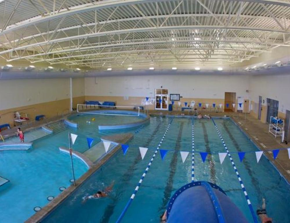 Gallogly Recreation and Wellness Center - Pool