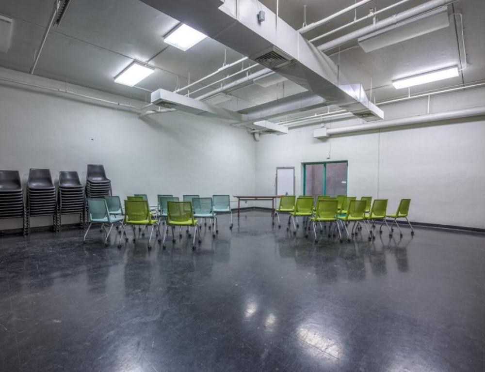 Classroom Meeting Space for up to 50
