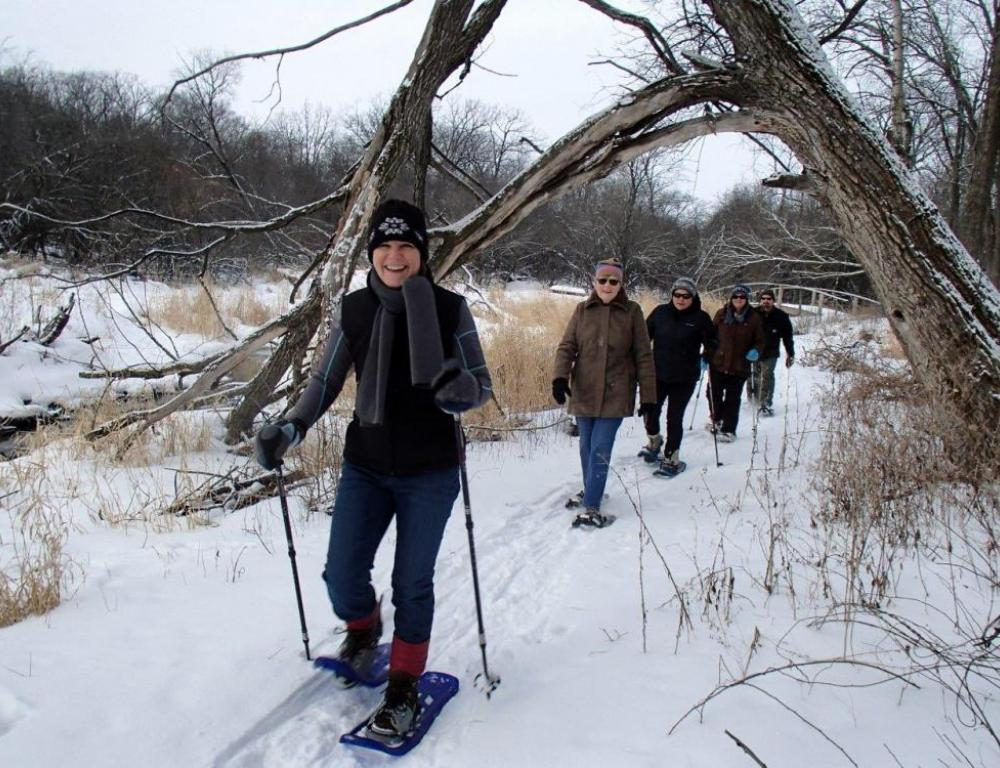 Open year round, with activities on 12 miles of trails to suit all seasons