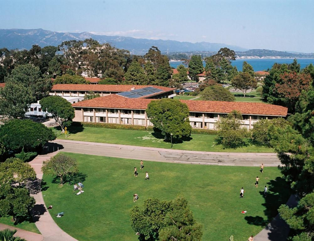 Santa Rosa Residence Hall - Walk to the Beach