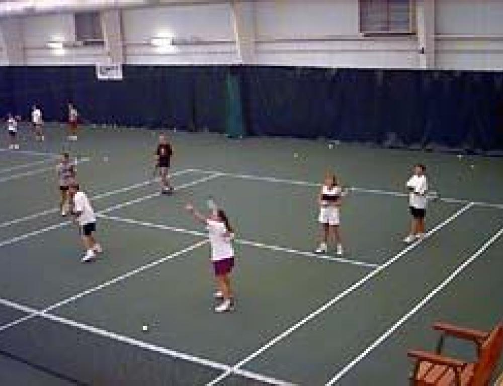Indoor Tennis Center
