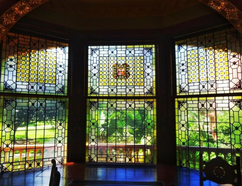 World's Largest Collection of Tiffany Windows, Flagler College Ballroom