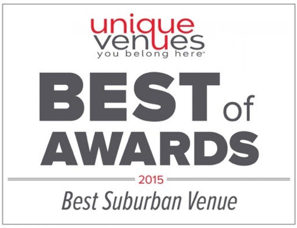 "2015 ""Best Suburban"" venue, 2014 ""Best Youth & Sport Camp"" venue"