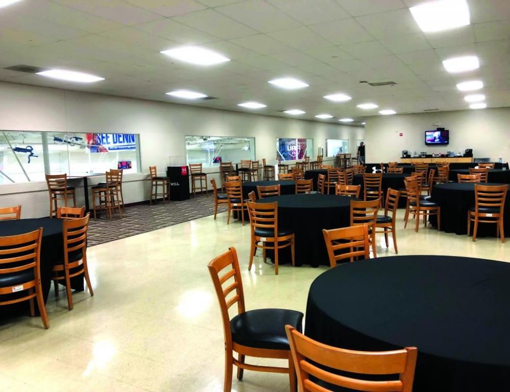 Upstairs Banquet Room
