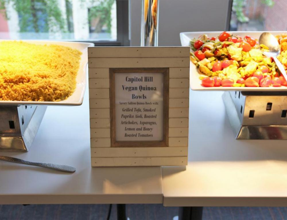 Creative Catering Options