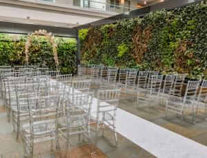 Sky Garden at Embassy Suites Magnificent Mile