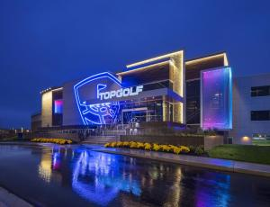 Topgolf St. Petersburg