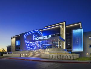 Topgolf Fort Worth