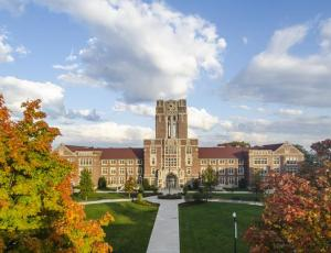 The University of Tennessee