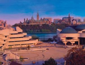 Distinction by Sodexo at the Canadian Museum of History