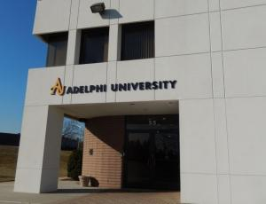 Adelphi University's Hauppauge Center