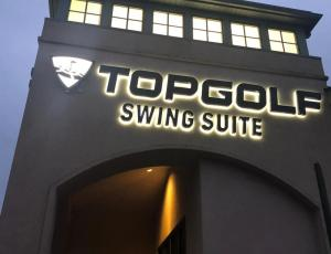 Topgolf Swing Suite @ the Event Center@iPA