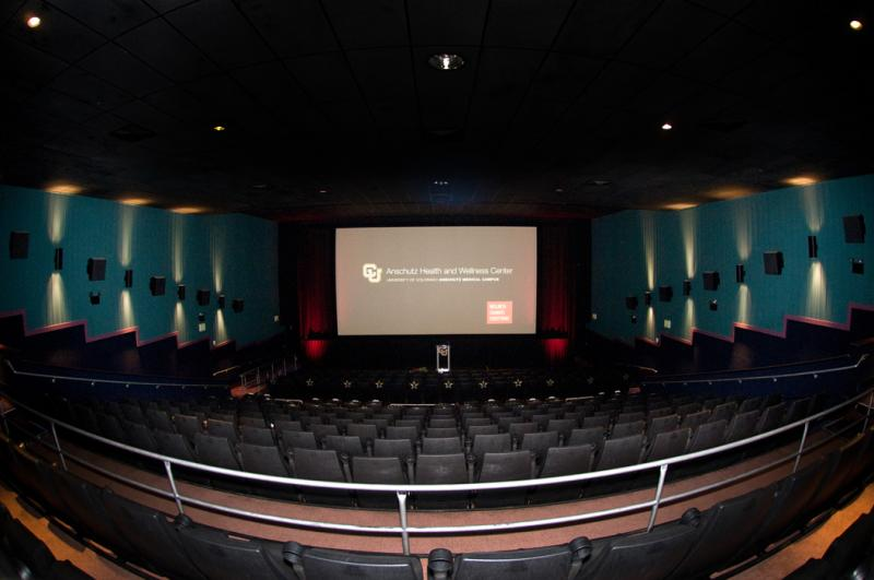 rent a movie theater with regal and unique venues