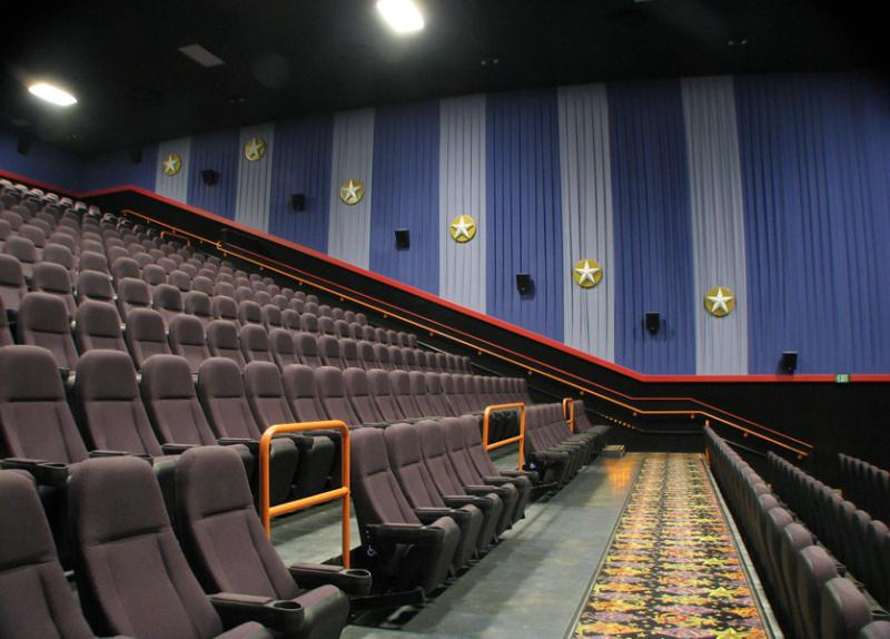 Movie theater rental winter park